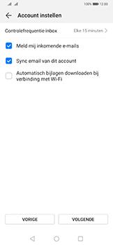 Huawei Mate 20 Pro - E-mail - Handmatig instellen (yahoo) - Stap 7