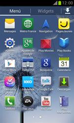 Samsung S7560 Galaxy Trend - Internet - Activar o desactivar la conexión de datos - Paso 3