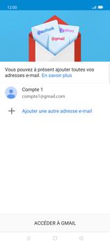 Oppo Find X2 Lite - E-mails - Ajouter ou modifier votre compte Gmail - Étape 12