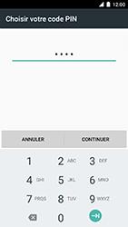 Motorola Moto C Plus - Sécuriser votre mobile - Activer le code de verrouillage - Étape 8