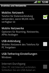 HTC Explorer - Ausland - Auslandskosten vermeiden - 7 / 9