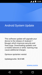 Android One GM6 - Software update - update installeren zonder PC - Stap 6