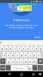Sony Xperia X Compact - E-Mail - 032c. Email wizard - Outlook - Schritt 7