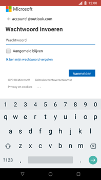 Nokia 8 Sirocco - E-mail - e-mail instellen (outlook) - Stap 9