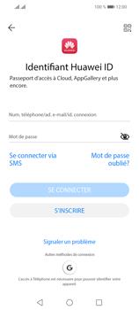 Huawei P Smart 2021 - Applications - Créer un compte - Étape 8