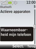 Nokia 2720 fold - bluetooth - aanzetten - stap 7