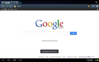 Samsung P5100 Galaxy Tab 2 10-1 - Internet - internetten - Stap 9