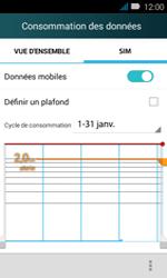 Huawei Y3 - Internet - activer ou désactiver - Étape 5