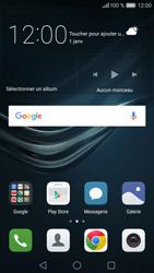 Huawei P9 - Messagerie vocale - configuration manuelle - Étape 3