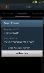 Samsung I8190 Galaxy S3 Mini - MMS - Erstellen und senden - Schritt 8