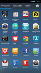 Bouygues Telecom Bs 471 - Contact, Appels, SMS/MMS - Ajouter un contact - Étape 3