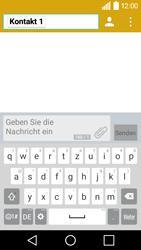 LG Leon - MMS - Erstellen und senden - Schritt 10