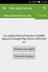 Alcatel Pixi 3 (3.5) - Applications - Comment vérifier les mises à jour des applications - Étape 6
