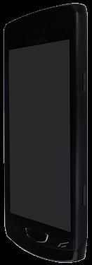 Samsung Wave 2 - Premiers pas - Découvrir les touches principales - Étape 8