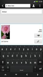 HTC One Max - MMS - envoi d'images - Étape 15