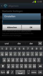 Samsung Galaxy Note 2 - Internet - Manuelle Konfiguration - 22 / 24