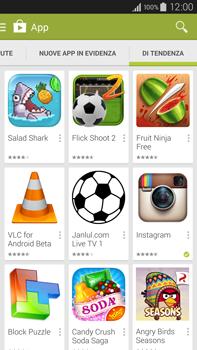 Samsung Galaxy Note 4 - Applicazioni - Installazione delle applicazioni - Fase 13