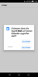 Huawei Y5 (2018) - E-Mail - Konto einrichten (outlook) - Schritt 10