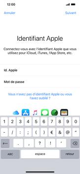 Apple iPhone XR - Données - créer une sauvegarde avec votre compte - Étape 7