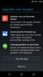 Sony Xperia E4g (E2003) - Applicaties - Account aanmaken - Stap 16