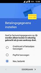 Alcatel Pixi 4 (5) 4G (5045X) - Applicaties - Account aanmaken - Stap 17
