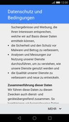 Huawei P8 - Apps - Konto anlegen und einrichten - 11 / 20