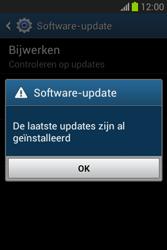 Samsung S6790 Galaxy Fame Lite - software - update installeren zonder pc - stap 8
