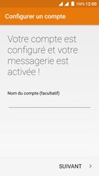 Wiko Freddy - E-mails - Ajouter ou modifier votre compte Outlook - Étape 14