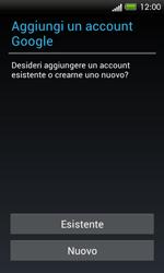 HTC One SV - Applicazioni - Configurazione del negozio applicazioni - Fase 4