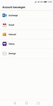 Huawei Mate 10 Pro Dual-SIM (Model BLA-L29) - E-mail - Account instellen (IMAP zonder SMTP-verificatie) - Stap 4