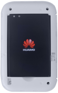 Huawei E5577 - Premiers pas - Noter les codes Wi-Fi - Étape 3