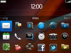 BlackBerry 9900 Bold Touch - E-mail - E-mail versturen - Stap 3