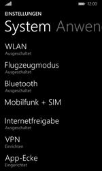 Microsoft Lumia 532 - Netzwerk - Netzwerkeinstellungen ändern - 4 / 7