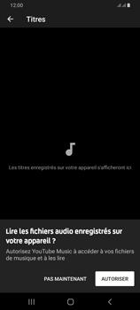 Samsung Galaxy A42 5G - Photos, vidéos, musique - Ecouter de la musique - Étape 6