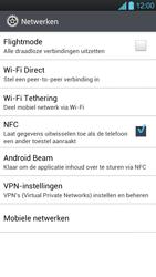 LG P880 Optimus 4X HD - netwerk en bereik - gebruik in binnen- en buitenland - stap 5