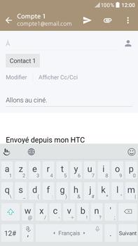 HTC HTC Desire 825 - E-mail - envoyer un e-mail - Étape 8