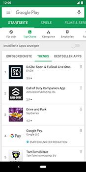 Google Pixel 3 - Apps - Herunterladen - Schritt 8