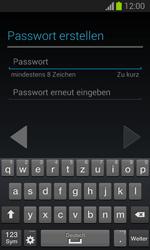 Samsung Galaxy Trend Lite - Apps - Einrichten des App Stores - Schritt 11