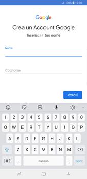 Samsung Galaxy Note9 - Applicazioni - Configurazione del negozio applicazioni - Fase 7