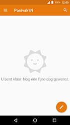 Crosscall Action X3 - E-mail - e-mail instellen (yahoo) - Stap 7