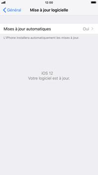 Apple iPhone 6s Plus - iOS 12 - Appareil - Mises à jour - Étape 7