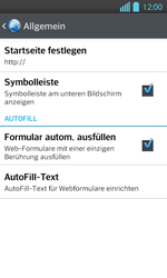 LG Optimus L7 II - Internet - Apn-Einstellungen - 24 / 29
