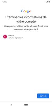 Google Pixel 3a - Applications - Créer un compte - Étape 15