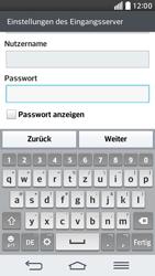 LG D620 G2 mini - E-Mail - Konto einrichten - Schritt 12