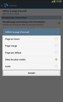Samsung Galaxy Tab 3 8-0 LTE - Internet et roaming de données - Configuration manuelle - Étape 24