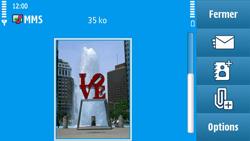 Nokia N97 - MMS - envoi d'images - Étape 16