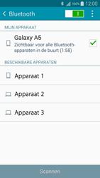 Samsung A300FU Galaxy A3 - bluetooth - aanzetten - stap 7