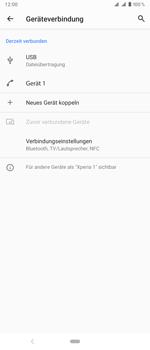 Sony Xperia 1 - Bluetooth - Geräte koppeln - Schritt 10