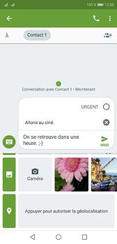 Huawei P20 - MMS - envoi d'images - Étape 11