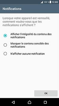 Sony Xperia XA1 Ultra - Sécuriser votre mobile - Activer le code de verrouillage - Étape 12